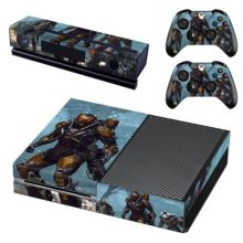 Skin Cover for Xbox One - Anthem Design 2