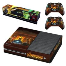 Skin Cover for Xbox One - Avengers Infinity War