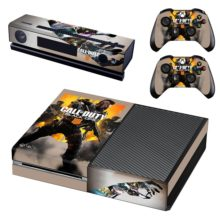 Skin Cover for Xbox One - Call Of Duty Black Ops 4 Design 1