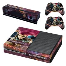 Skin Cover for Xbox One - Darksiders 3 Design 1