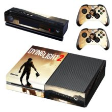 Skin Cover for Xbox One - Dying Light 2