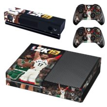 Skin Cover for Xbox One - NBA 2K19