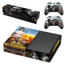 Skin Cover for Xbox One - Playerunknown's Battlegrounds Design 1