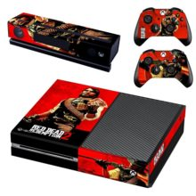Skin Cover for Xbox One - Red Dead Redemption 2 Design 18