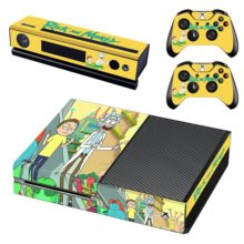 Skin Cover for Xbox One - Rick and Morty Design 1