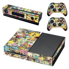 Skin Cover for Xbox One - Rick and Morty Design 15