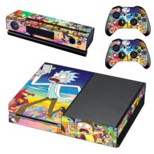 Skin Cover for Xbox One - Rick and Morty Design 20