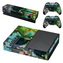 Skin Cover for Xbox One - Rick and Morty Design 9