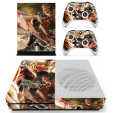 Skin Cover for Xbox One S - Attack on Titan 2