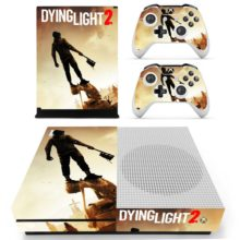 Skin Cover for Xbox One S - Dying Light 2 Design 2