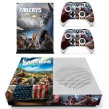 Skin Cover for Xbox One S - Far Cry 5 Design 6