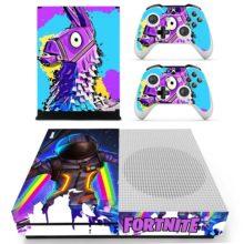Skin Cover for Xbox One S - Fortnite Design 36