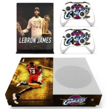 Skin Cover for Xbox One S - Lebron James