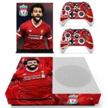Skin Cover for Xbox One S - Mohamed Salah