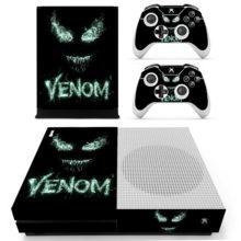 Skin Cover for Xbox One S - Venom Design 1