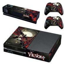 Skin Cover for Xbox One - Venom Design 2
