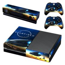 Starfield Sticker For Xbox One And Controllers