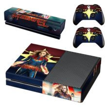 Supergirl Sticker For Xbox One And Controllers