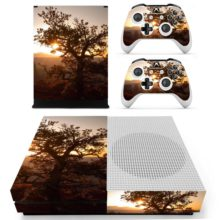 Tree Sticker Cover For Xbox One S
