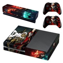 Xbox One And Controllers Skin Cover Devil May Cry 5 Design 3