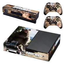 Xbox One And Controllers Skin Cover Far Cry 5