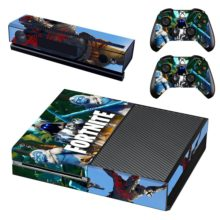 Xbox One And Controllers Skin Cover Fortnite
