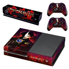 Xbox One And Controllers Skin Cover Onimusha