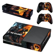 Xbox One And Controllers Skin Cover Shadow Of The Tomb Raider Design 2