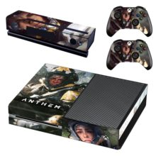 Xbox One And Controllers Skin Cover Anthem