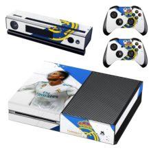 Xbox One And Controllers Skin Sticker - Cristiano Ronaldo