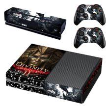 Xbox One And Controllers Skin Sticker - Divinity Original Sin 2 Design 3