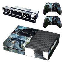 Xbox One And Controllers Skin Sticker - Just Cause 4