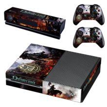 Xbox One And Controllers Skin Sticker - Kingdom Come Deliverance