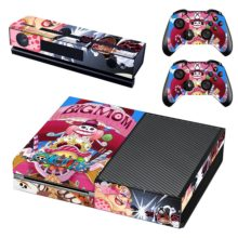 Xbox One  And Controllers Skin Sticker – One Piece