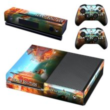 Xbox One And Controllers Skin Sticker - Sea Of Solitude