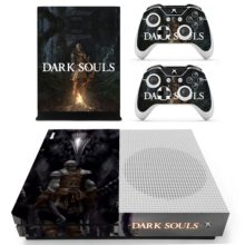 Xbox One S And Controllers Skin Cover Dark Souls
