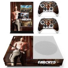 Xbox One S And Controllers Skin Cover Far Cry 5