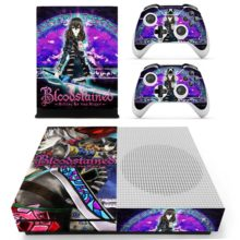 Xbox One S Skin Cover - Bloodstained Ritual of the Night