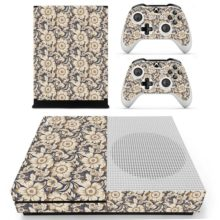 Xbox One S Skin Cover - Floral Pattern