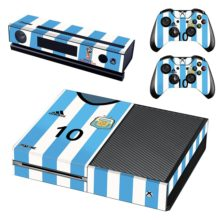 Xbox One Skin Cover - 2018 FIFA World Cup AFA