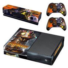 Xbox One Skin Cover - Avengers Infinity War