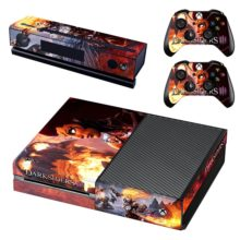 Xbox One Skin Cover - Darksiders 3