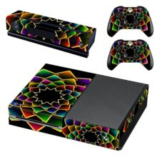 Xbox One Skin Cover - Floral