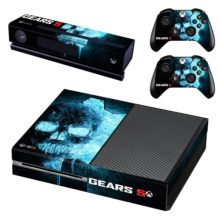 Xbox One Skin Cover - Gears 5