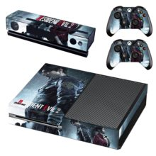 Xbox One Skin Cover - Resident Evil 2
