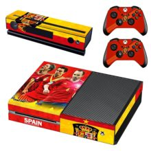 Xbox One Skin Cover - Spain National FT
