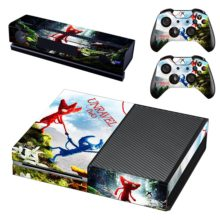 Xbox One Skin Cover - Unravel Two
