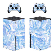 Abstraction Xbox Skin Sticker Decal For Xbox Series