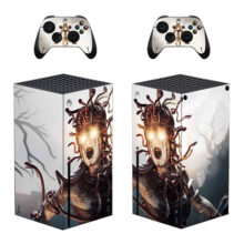 Assassin's Creed Skin Sticker Decal For Xbox Series X