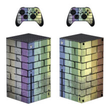 Brick Style Skin Sticker Decal For Xbox Series X